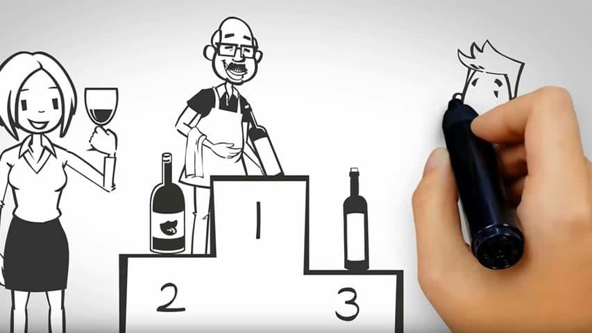 Erklärfilm Referenz Wine Affairs