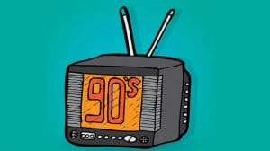 TV aus den 90s