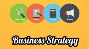 Business Strategy Marketing Mix