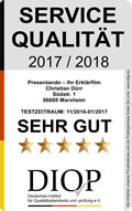 DIQP Zertifikat
